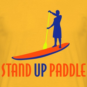 STAND UP PADDLE - SUP - T-shirt Homme