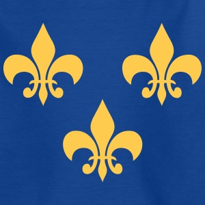 france royaliste 02 Tee shirts - T-shirt Ado