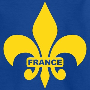france royaliste 03 Tee shirts - T-shirt Ado