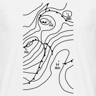 Design ~ Synoptic Pressure Chart (Men)
