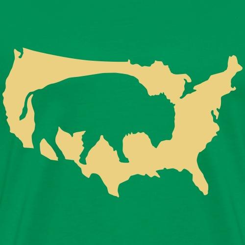 Buffalo Indianer Büffel Amerika Adventure USA