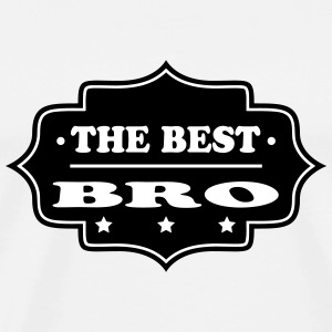 The best bro 222 Tee shirts - T-shirt Premium Homme