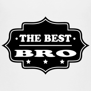 The best bro 222 Skjorter - Premium T-skjorte for barn