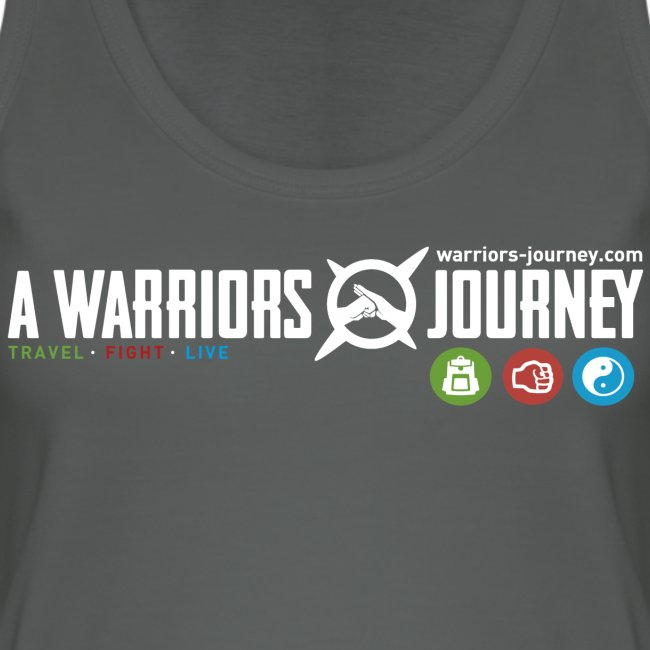 A Warriors Journey Top Women