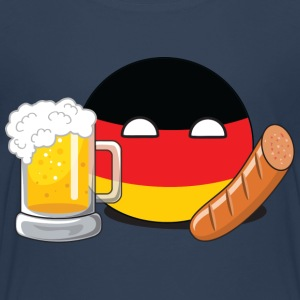 GermanyBall Premium Shirt Teens - Teenager Premium T-shirt