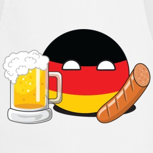 GermanyBall Apron - Keukenschort