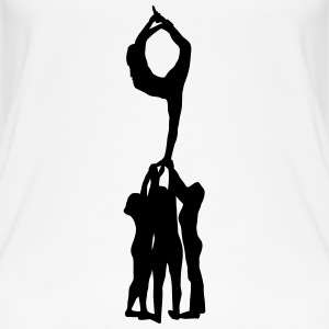 Cheerleading, Cheerleader Tops - Camiseta de tirantes orgánica mujer