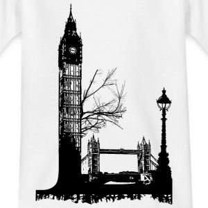 AD L like London Shirts - Teenager T-shirt