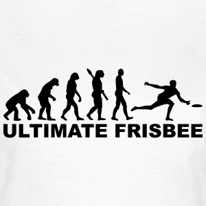 Ultimate Frisbee T-Shirts - Frauen T-Shirt