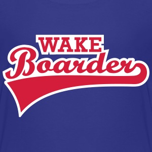 Wakeboarder T-Shirts - Kinder Premium T-Shirt