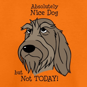 Absolutely Nice Dog - Spinone - Kinder Premium T-Shirt