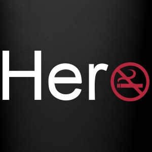 Hero (Quit Smoking) Mugs & Drinkware - Full Colour Mug