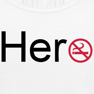 Hero (Quit Smoking) Tops - Women's Tank Top by Bella
