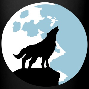 wolf and full moon Mokken & toebehoor - Mok uni