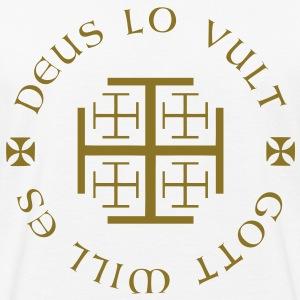 deus lo vult - Gott will es