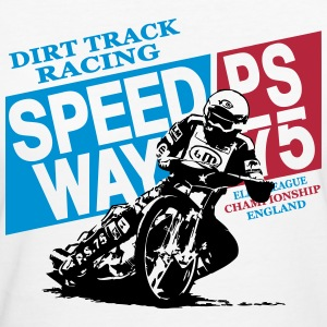 Speedway Racing T-Shirts - Women's Organic T-shirt
