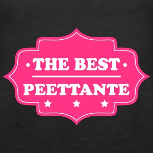 The best peettante 333 Topper - Premium singlet for kvinner