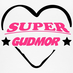 Super gudmor 333 Topper - Øko-singlet for kvinner
