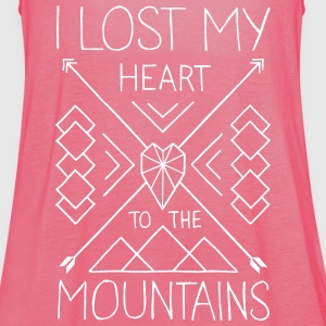 Mountain Love Tops - Frauen Tank Top von Bella