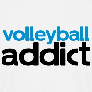 volleyball addict T-Shirts - Men's T-Shirt