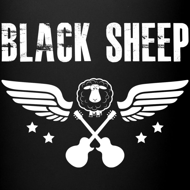 Black Sheep Wings Both Sides