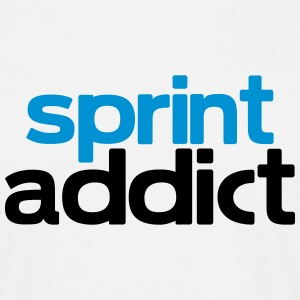 sprint addict T-Shirts - Men's T-Shirt
