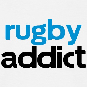 rugby addict T-Shirts - Men's T-Shirt