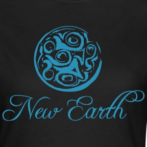 New Earth Tee shirts - T-shirt Femme
