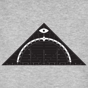 All Seeing Triangle T-Shirts - Men's Organic T-shirt