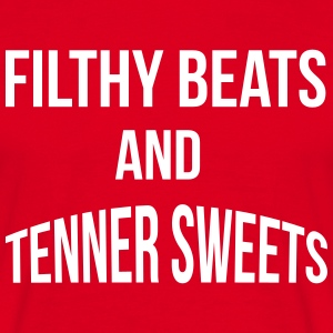 Filthy Beats T-shirts - T-shirt herr