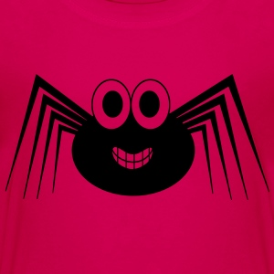 lustige Comic-Spinne T-Shirts - Teenager Premium T-Shirt