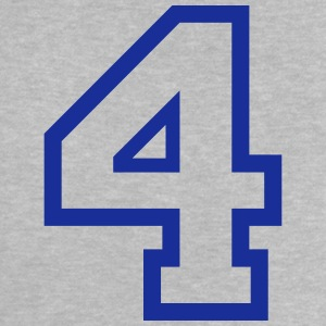 THE NUMBER 4-4 Shirts - Baby T-Shirt