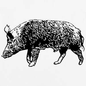 Wild Boar T-Shirts - Men's Breathable T-Shirt