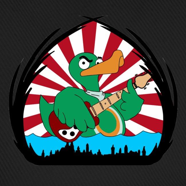 Cap duck@war
