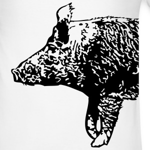 Wild Boar  T-shirts - slim fit T-shirt