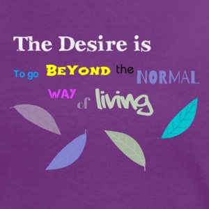 Beyond the Normal Way Quote by patjila 2015 Tee shirts - T-shirt contraste Femme
