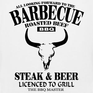 Barbecue - Steak & Beer Canotte - Canotta premium da uomo