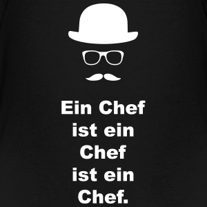 Chef. - Teenager Premium T-Shirt