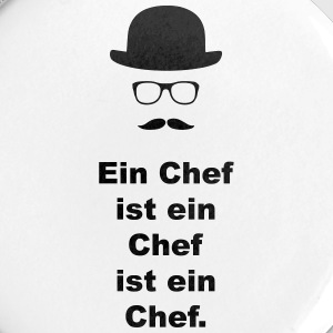 Chef.  - Buttons mittel 32 mm