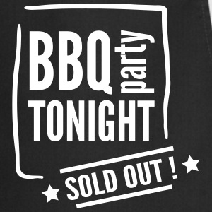 BBQ Party Tonight SOLD OUT Tabliers - Tablier de cuisine