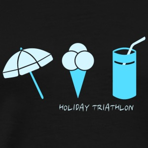 HOLIDAY TRIATHLON  T-Shirts - Männer Premium T-Shirt