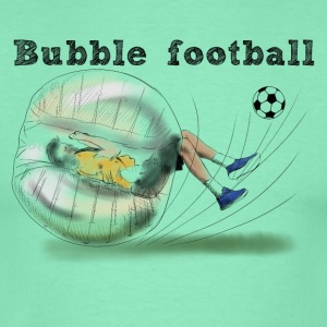 bubble football Tee shirts - T-shirt Homme