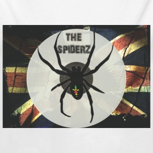 The Spiderz band  Baby Bodysuits - Longlseeve Baby Bodysuit