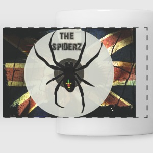 The Spiderz band  Mugs & Drinkware - Panoramic Mug