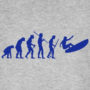 WINDSURFER EVOLUTION T-Shirts - Men's Organic T-shirt