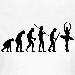 EVOLUTION DANCE Tee shirts - T-shirt Femme