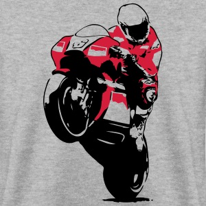 Moto-GP Racing Sweat-shirts - Sweat-shirt Homme