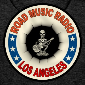 US road music radio 02 Hoodies & Sweatshirts - Men's Premium Hoodie