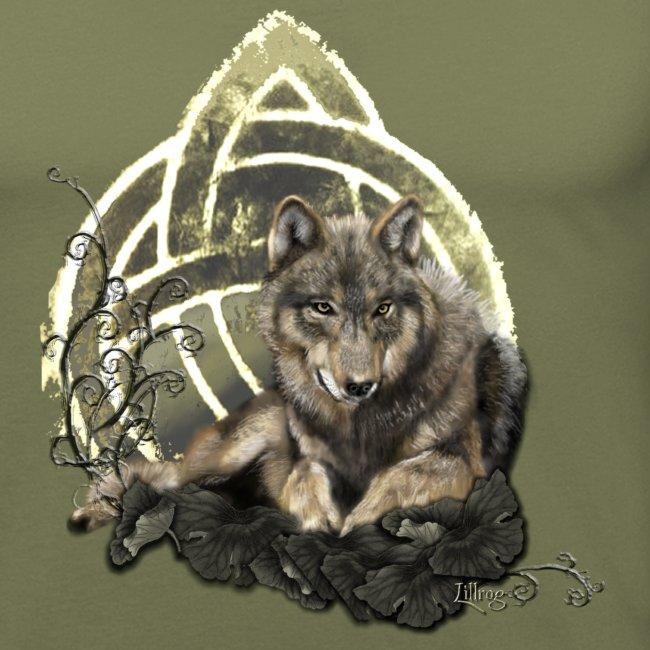 Wolf mystisch