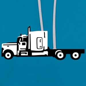 Truck Sweat-shirts - Sweat-shirt contraste